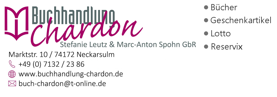 Buchhandlung Chardon Leutz & Spohn GbR logo